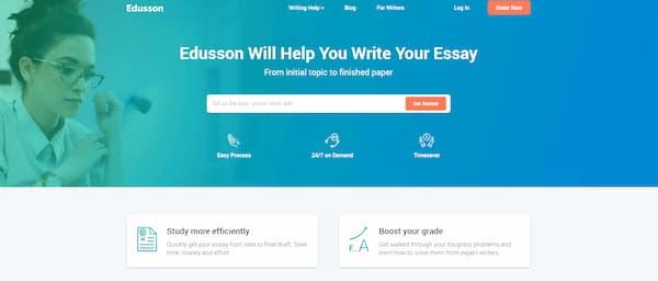 edusson-website