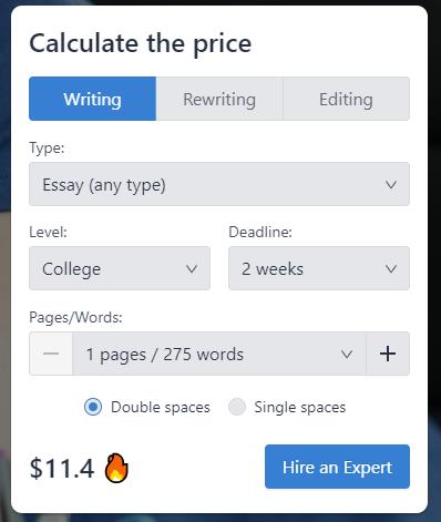 essaypro-calculator