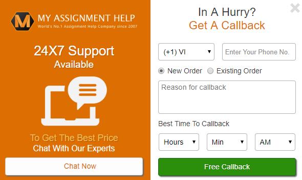 Myassigmenthelp Support