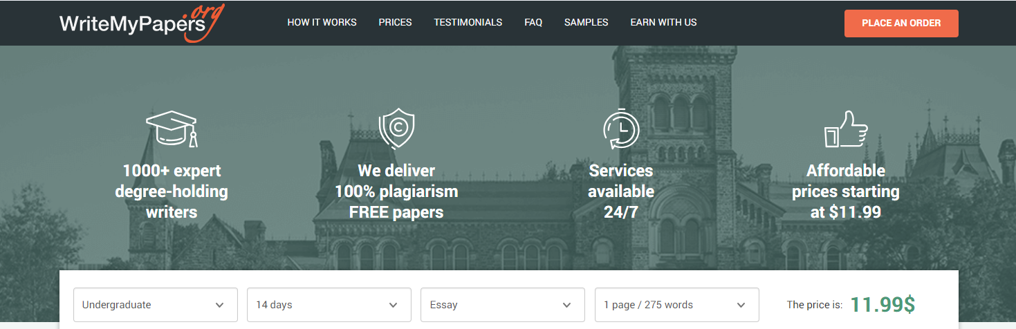 writemypapers-website
