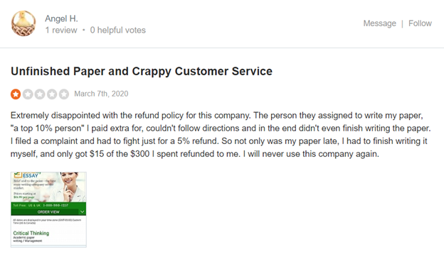 Grabmyessay Reviews